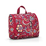Reisenthel XL toiletbag Paisley Ruby 4 L