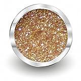 NAILFUN PRIME Farbgel 060 Sparkle Champagne Rose-Gold - UV- und LED-Gel - 1x 5ml