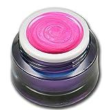 5ml Metallic Farbgel Pink Premium Colorgel RM Beautynails