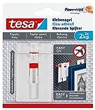 tesa Klebenagel für Tapeten und Putz, verstellbar (1 kg / 6er Packung = 12 Nägel)