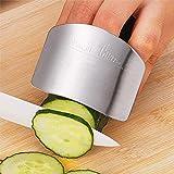 BESTOMZ Küche Werkzeug Finger Guard Finger Protector